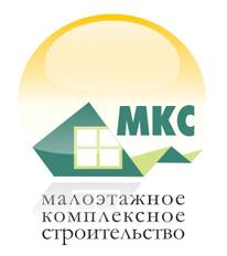 логотип строительной компании МКС-ДОМ