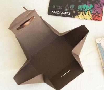 подарочная коробка производство и разработка