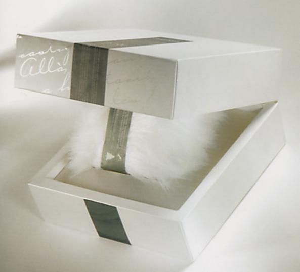 имиджевые и дизайнерские коробочки