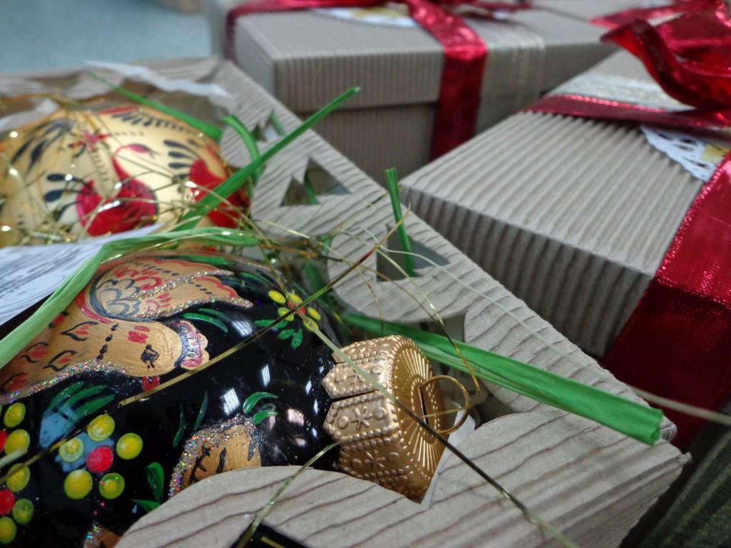 креативные корпоративные новогодние подарки заказать